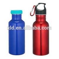 stainless steel water infuser bottle
