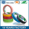 SGS & ISO9001:2008 Certificated Colored masking tape for beautiful decorate (#907-C)