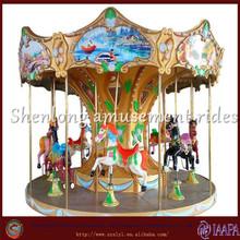 Carousel children