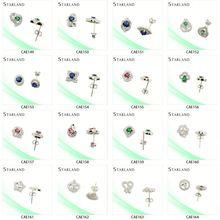 مخزونات كبيرة baoyuan starland الجوهرة الفضية للديكور والمجوهرات