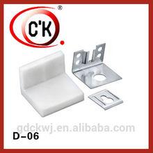 Decorative metal furniture corner connecting bracket l connector