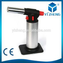Large Welding Soldering Butane Gas Windproof Jet Flame Torch Hand Gun Lighter YZ-709