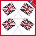 Promocional barato diferentes tipos de bandeira nacional