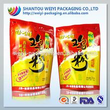 sauce sachet/moisture barrier food packaging/disposable fast food packaging