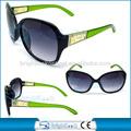 La etiqueta privada de gafas de sol, gafas de sol japonés, venta al por mayor del diseñador gafas de sol de réplica