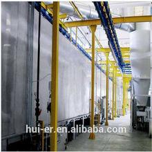 professional powder coating system for radiator