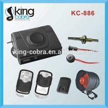 voice control car alarm