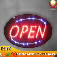 alibaba express Optoelectronic Displays led open sign board super brightness catching eyes led sign parts