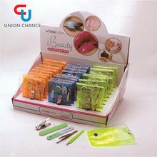 2014 Display Box Professional Girls Beauty Manicure Kits