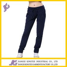 women wholesale yoga pants/yoga pants/sweat pants fabric
