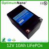 On sales solar storage li ion battery 12V 10AH