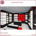 Centro commerciale al dettaglio scarpe display vetrina, scarpiere in vendita, scarpa stand espositivi