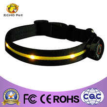 New designed Pet products cheap led dog collar