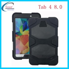 For Samsung Galaxy Tab 4 8.0 stand Case,T330 tablet case cover