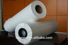 Inkjet printing heat sublimation transfer paper