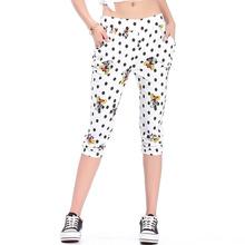 Yyw. Com blanco de algodón pantalones pintores 36 tamaño