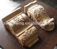 Talla de madera decorativa Corbel