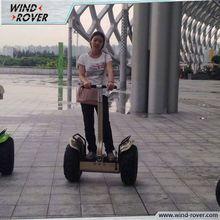 Off Road auto equilíbrio elétrico transportador pessoal Gas motorizado Scooter