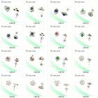 Large Stocks Baoyuan Starland Silver David Jone Bag Jewelry