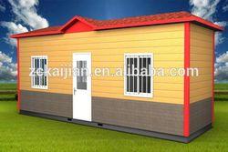 China manufacturer of modular homes