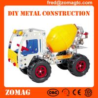 2014 Kids Construction Metal Car Toys Wholesale