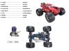 1:8 r/c hobby nitro car