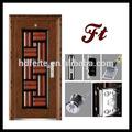4728 novo estilo de melhor qualidade mosquiteiros para portas de aço porta de metal portas de segurança