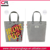 2014 hot selling heavy duty cotton canvas shopping tote bag made in China