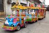 Kids Mini Electric Tourist Trains For Sale