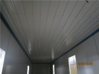 export light steel prefab shelters living container smart movable container home for sale