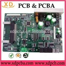 Black solder mask DIP LED PCBA/LED PCB Assembly