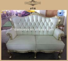 German fashionable classic leather sofa