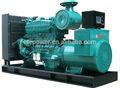 cummins de tipo abierto 100 kva generador diesel