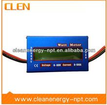 Small portable dc kill a watt meter