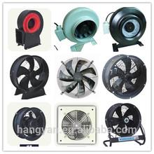 hot air circulation fan wall mounted air blower fan