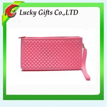 Flat silicone purse bag silicone bags and purses