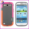 2014 new product hybrid combo Plastic&TPU for Samsung S3 case