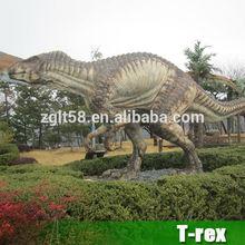2014 Outdoor playground Amusement Park Equipement Dinosaur T-rex Model
