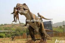 2014 Amusement Park Equipment Robot Dinosaur Giant T-Rex model