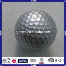 cheap popular gold plated golf ball manufacturer