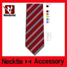 Design custom-made print silk fabric necktie