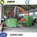 la miga de caucho de china utilizado agrícola de reciclaje de neumáticos de la máquina
