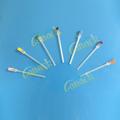 médico quirúrgico codificados por color de la columna vertebral de la aguja suppier de china
