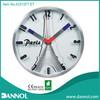 """12"""" guangzhou Metal clock tower wall clock/multiple zone world clock"""