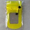 Hot selling transparent pvc waterproof bag for phone case