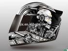 2014 DOT/ECE New full face motorcycle helmets cascos Model DJ-11