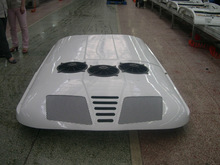 Hot Selling 12/24v 20KW rooftop mounted vehicle Auto klima AC unit for 7~8m passenger bus for sale
