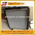/radiador del tanque de agua/aceite coller/radiador de aceite para excavadora, pc56-7 tanque de agua en la venta