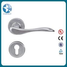 Stainless steel customize door handle metal lever handles