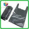 Yiwu China black cheap clear t-shirt packaging plastic bag